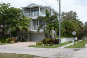 Rental home on Holmes Beach