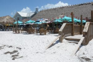 beach restaurant on bradenton beach